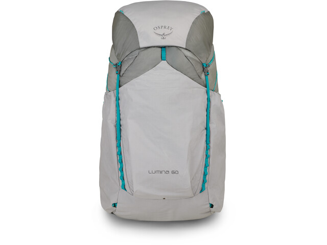 Osprey W's Lumina 60 Backpack Cyan Silver